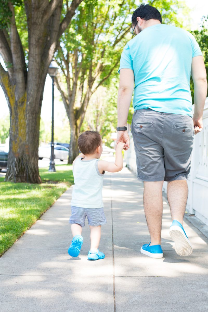 Favorite shoes for a toddler