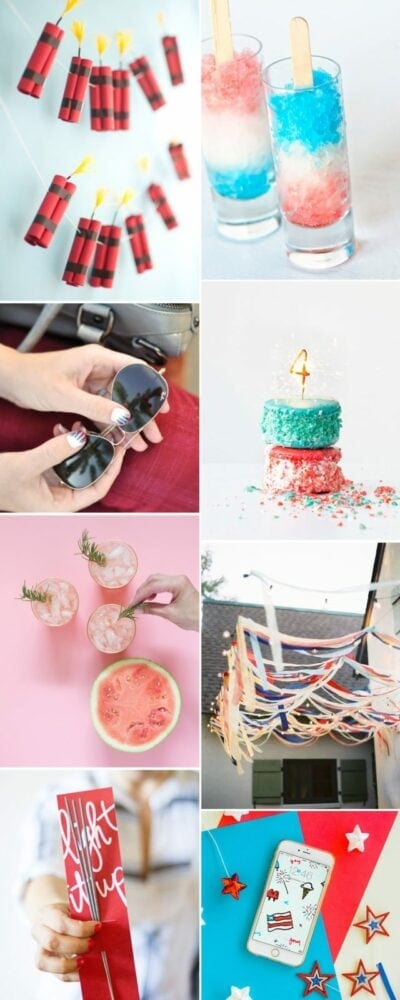 8 Ways to Make 4th of July Extra Festive