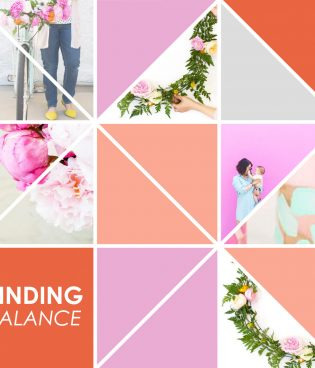 Blogging // Finding Balance thumbnail