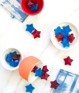 Fourth of July Spiked Jello Stars thumbnail