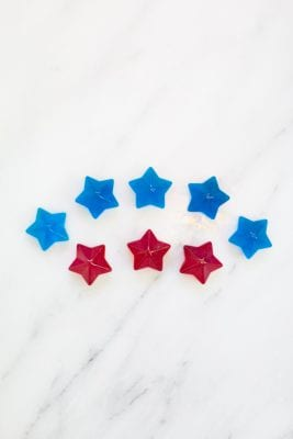 How to Make Spiked Jello Stars for a Fourth of July Party!
