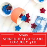spiked jello stars recipe
