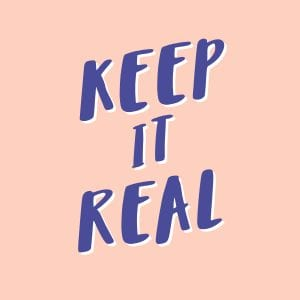 Keeping it Real // Our Manifesto thumbnail