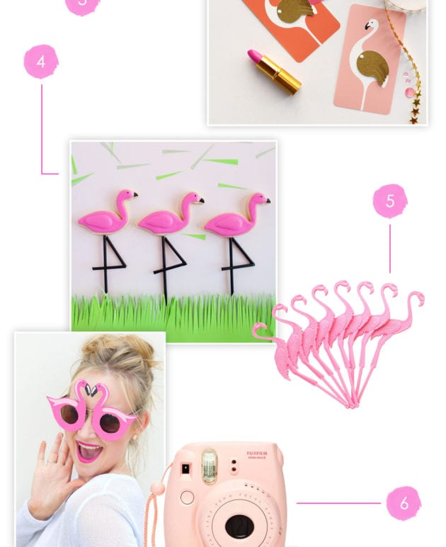 Let's Flamingle // Everything You Need for a Perfect Flamingo Party thumbnail