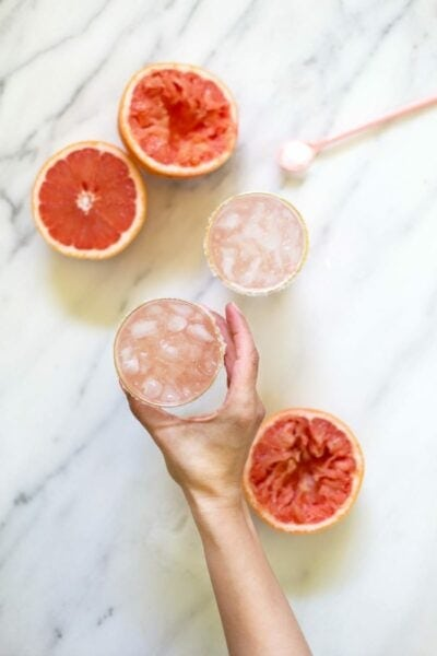Salty dog cocktail recipe