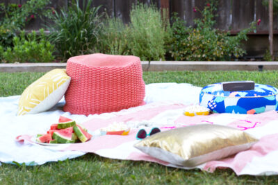Simple Tips for an Impromptu Backyard Party