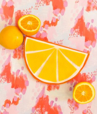 DIY No-Sew Fruity Foldover Pouch + GIVEAWAY! thumbnail