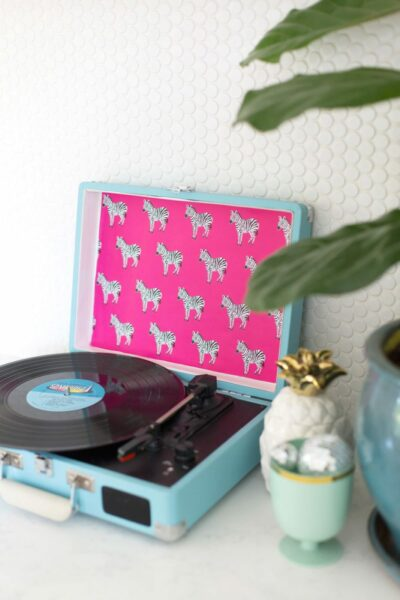 How to Customize a Crosley Record Player