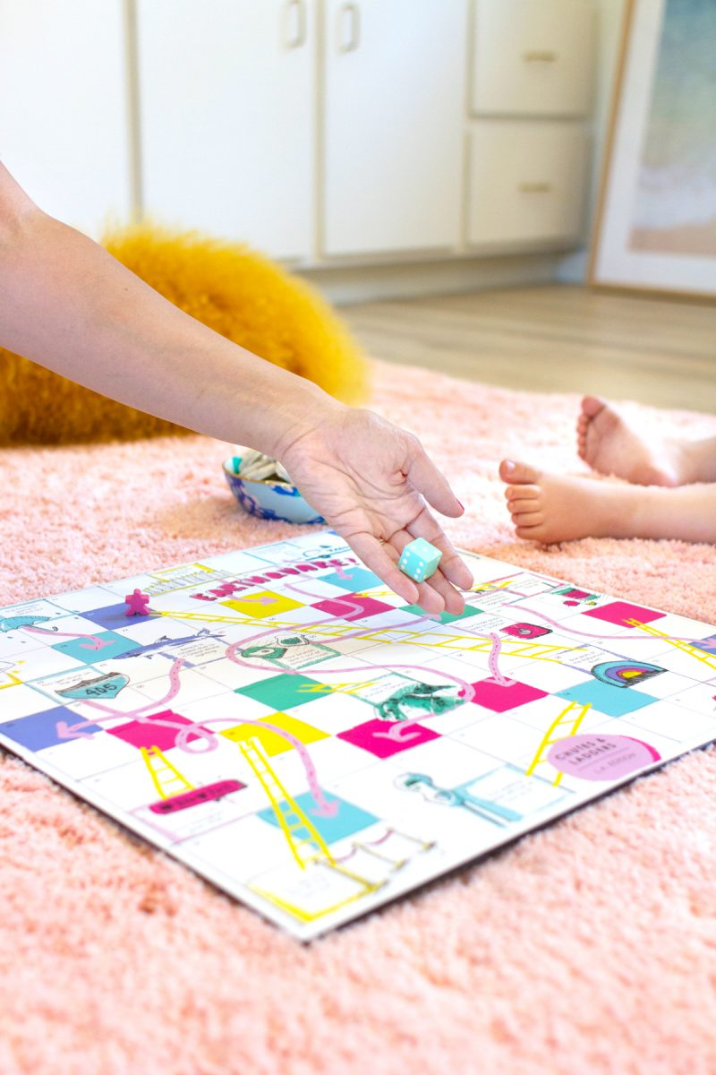 Diy los angeles chutes and ladders game lovely indeed download and print your own los angeles chutes and ladders game diy solutioingenieria Images