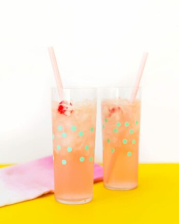 Sparkling Cherry Lemonade