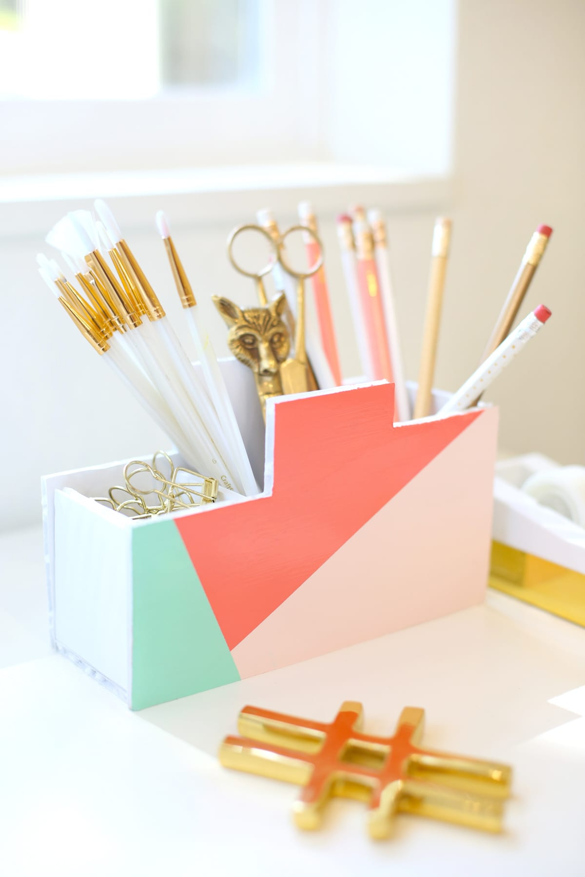 Diy Desk Organizer Diy Desktop Organizer Images Reverse Search
