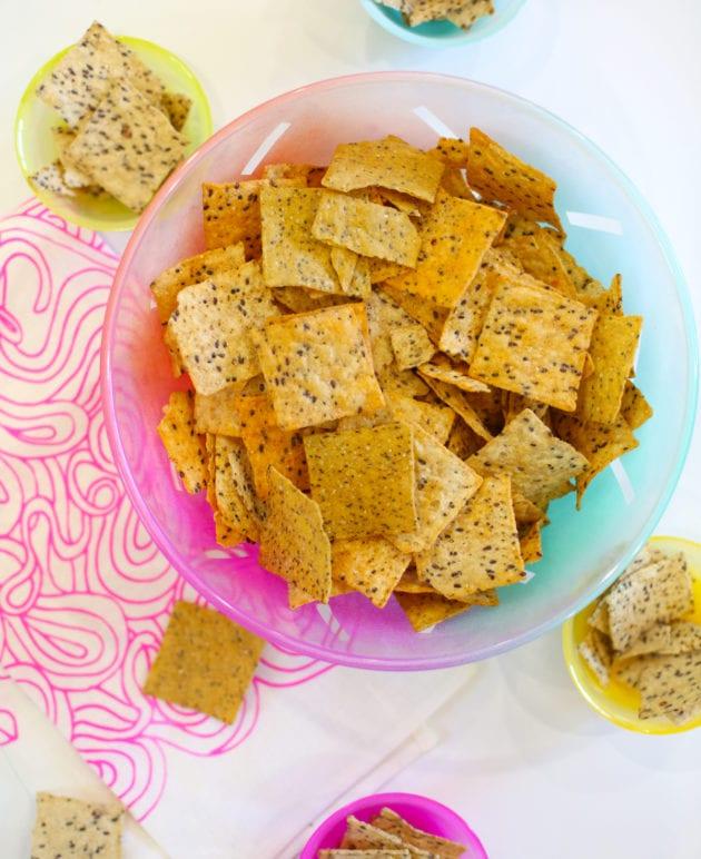 DIY Party Snack Bowls thumbnail
