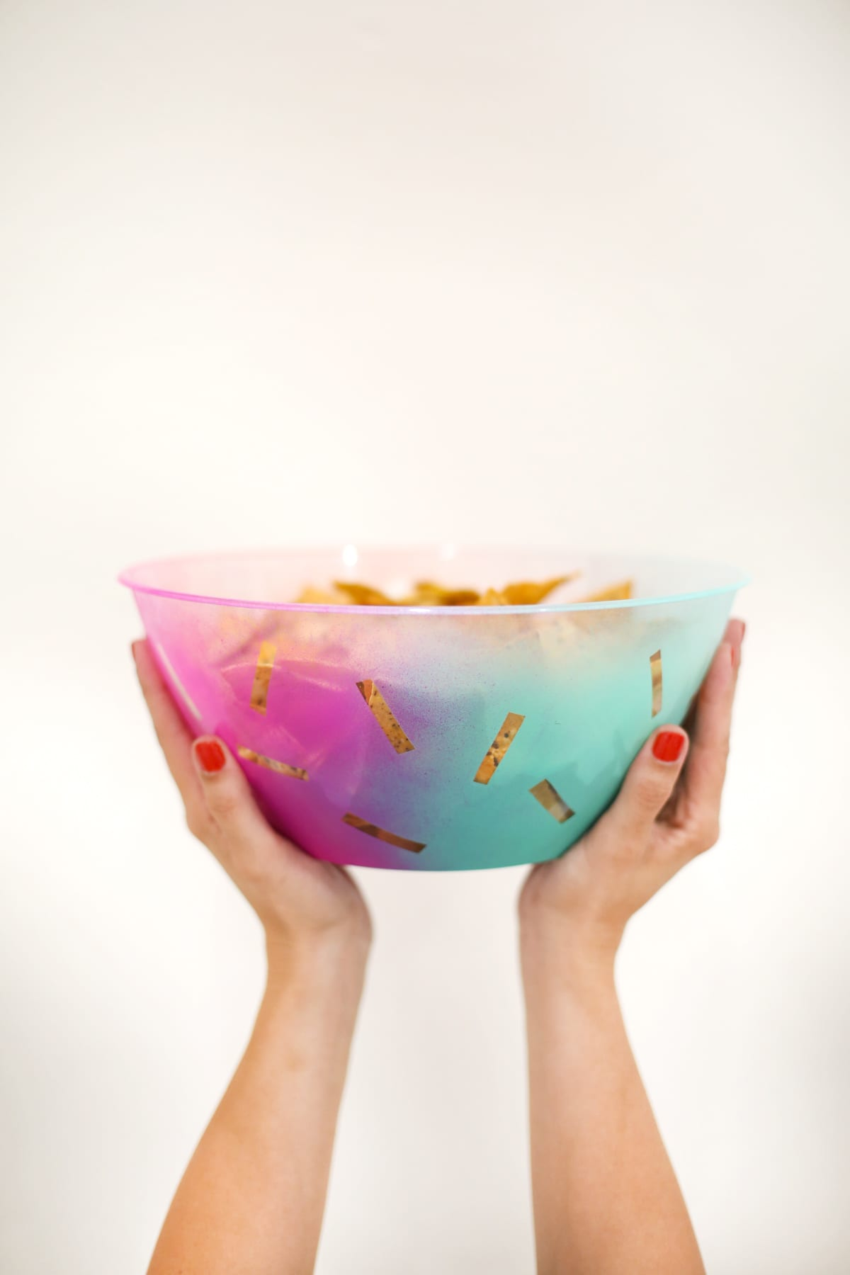 DIY Party Snack Bowls