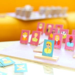 DIY Wes Anderson Guess Who Board Game thumbnail