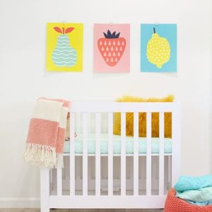 How to Sew Mini Crib Sheets thumbnail