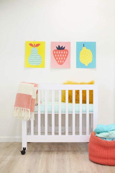 How to Sew Mini Crib Sheets