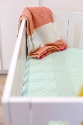 How to Sew Mini Crib Sheets