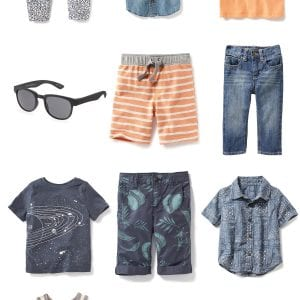 Cool (And Affordable!) Warm-Weather Clothes for Toddler Boys thumbnail