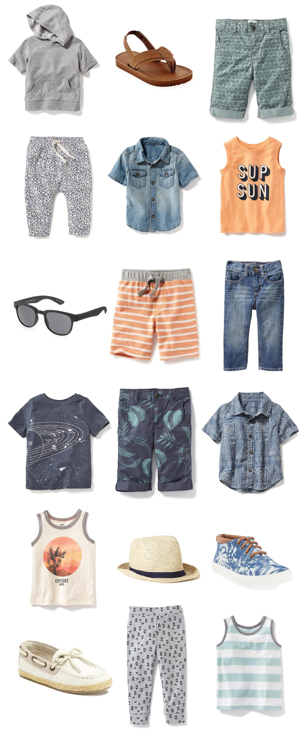 online store 602ea 0ba09 Cool (And Affordable!) Warm-Weather Clothes for Toddler Boys ...