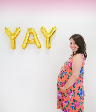 Happy Friday + 39 Weeks thumbnail