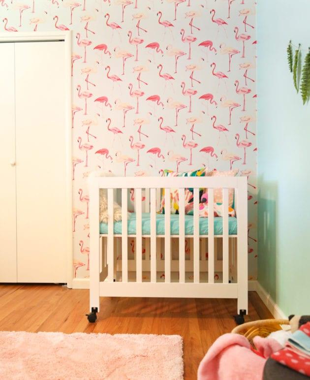 Baby Girl's Nursery thumbnail