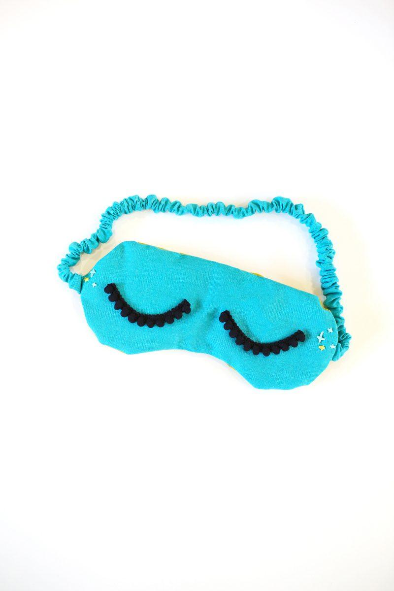 DIY Sleepy Eye Mask