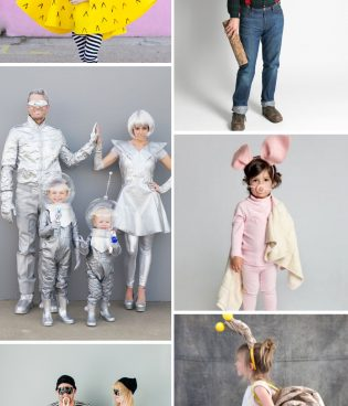 10 Easy DIY Halloween Costumes thumbnail