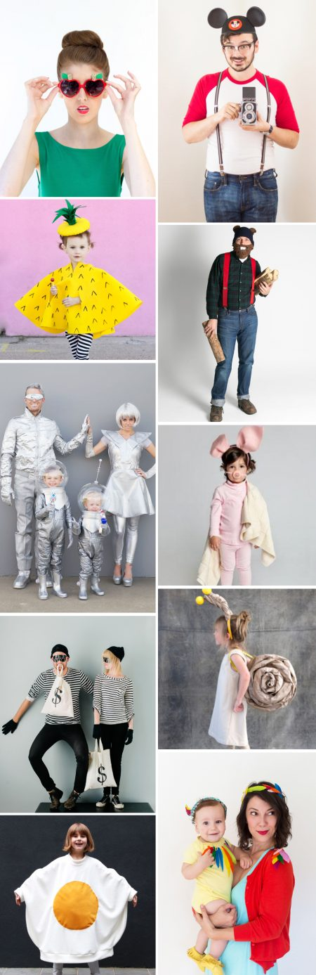 10 Easy DIY Halloween Costumes