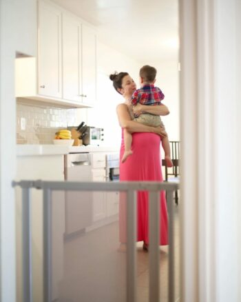 Keeping Kids Safe with a Baby Gate