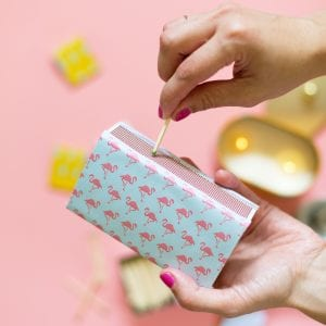 DIY Patterned Matchboxes and Matchbooks thumbnail