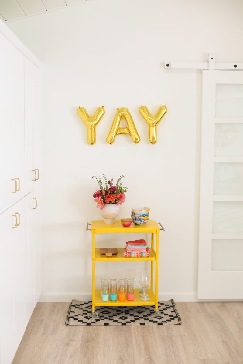 Bright, Colorful, Happy Studio Office