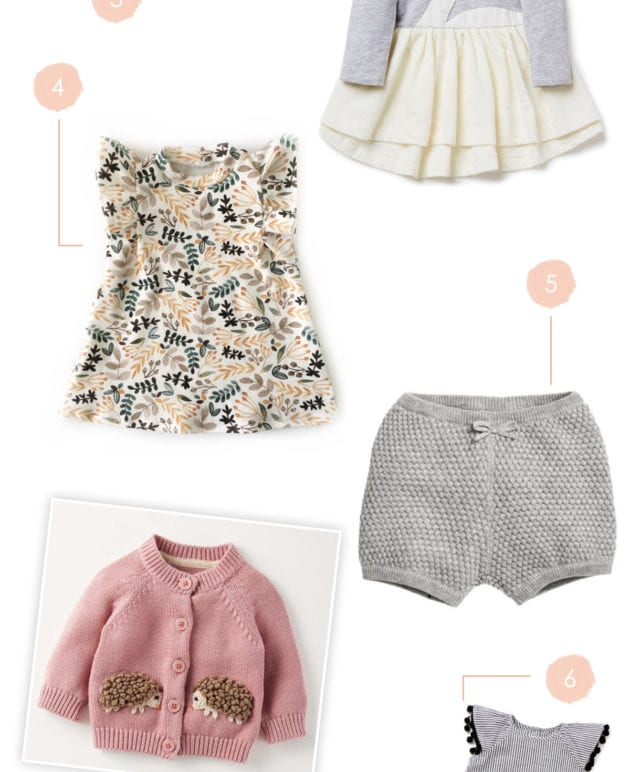 Our Fave Pieces for Baby Girl thumbnail