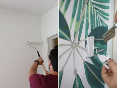 How to Install Your Own Wallpaper