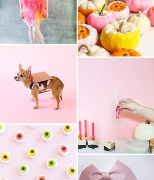 Halloween Loves Pink thumbnail