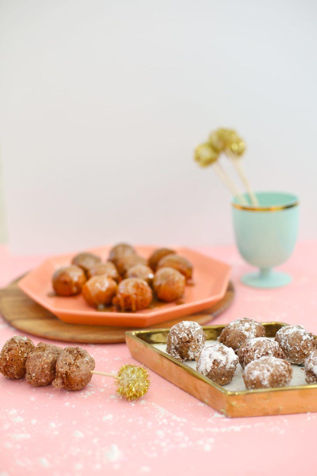 donut hole recipe