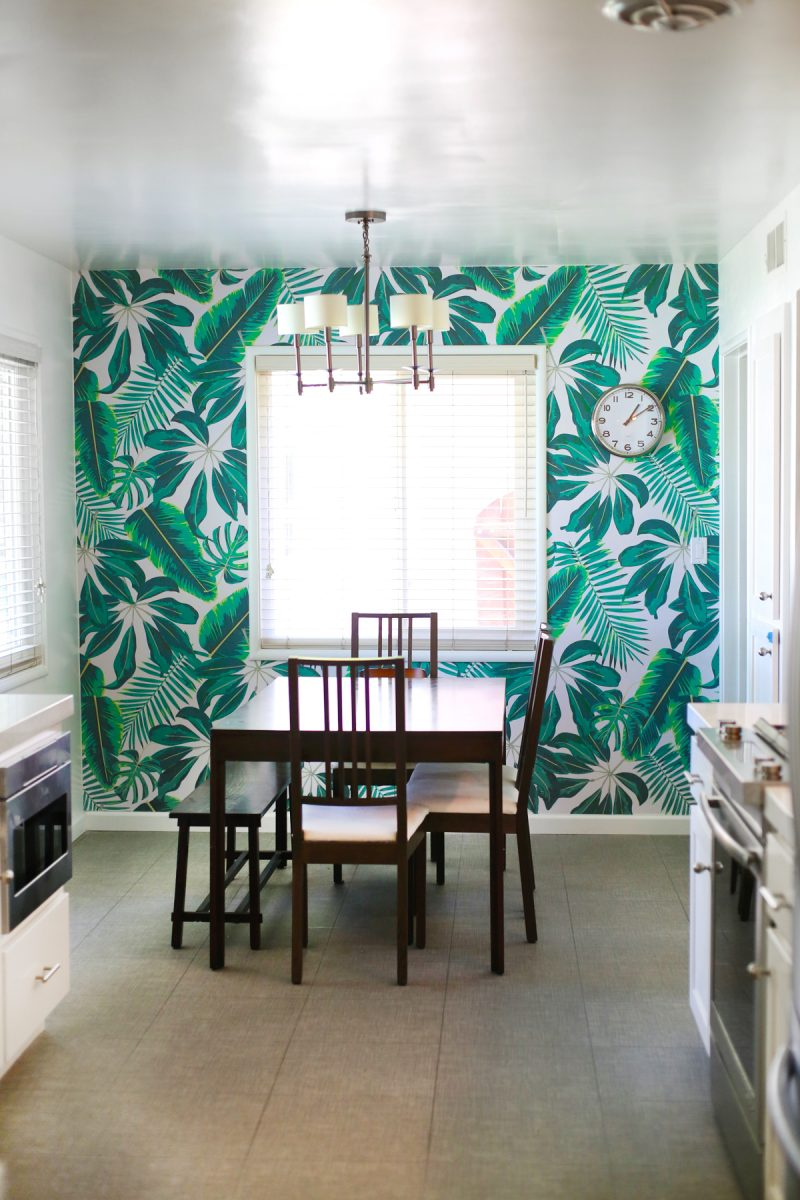 How to Install Your Own Wallpaper | Lovely Indeed