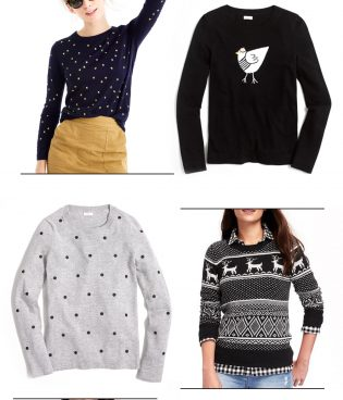 8 Perfect Holiday Sweaters thumbnail