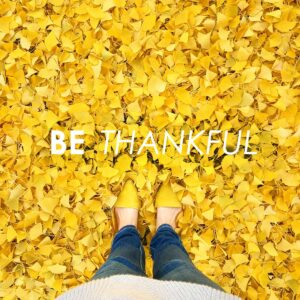 Be Thankful thumbnail