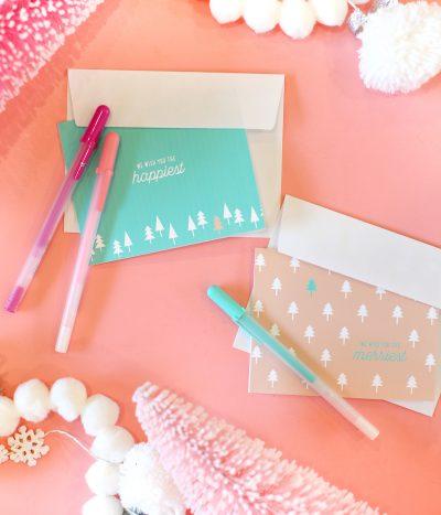 Printable Christmas Cards thumbnail