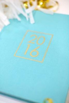 Custom Cover for an Annual Photo Book