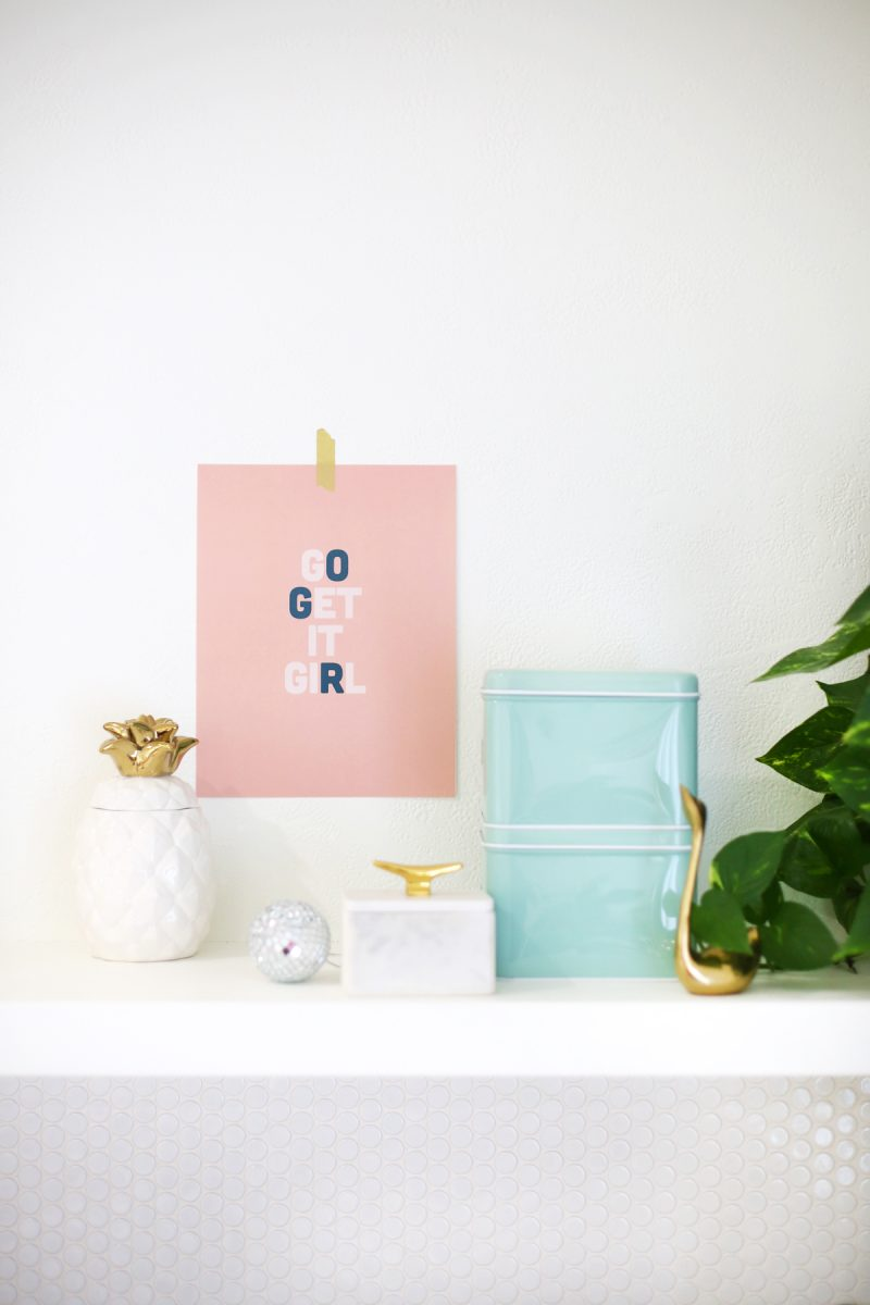 Printable Inspiration Wall Art