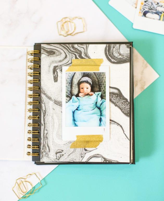 DIY Photo Album with Instax Film thumbnail