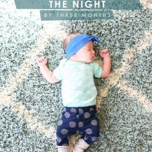 Getting Baby to Sleep Through the Night thumbnail