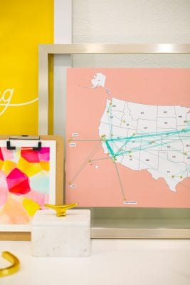 How to Make a Travel Map