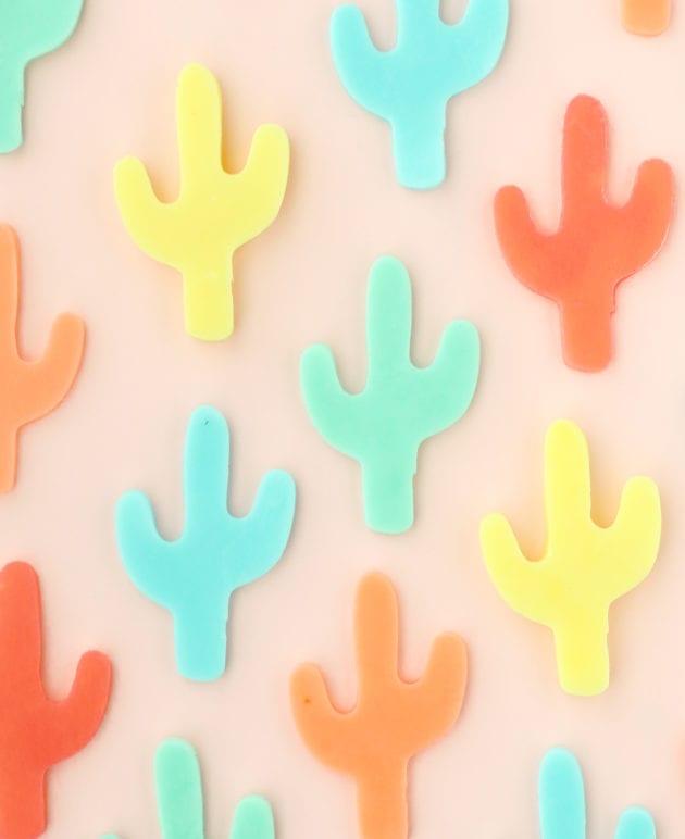 DIY Colorful Cacti Soaps thumbnail