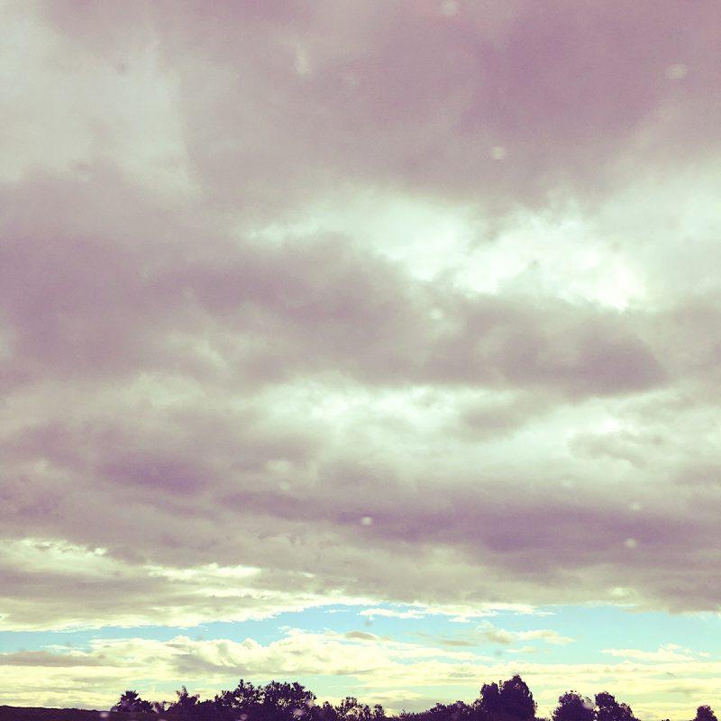 Rainy Horizon
