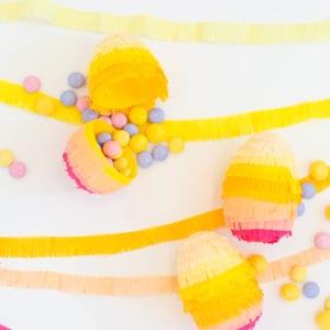 DIY Piñata Surprise Easter Eggs thumbnail
