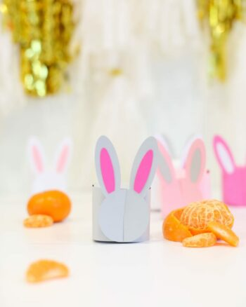 Printable Bunny Box for Easter