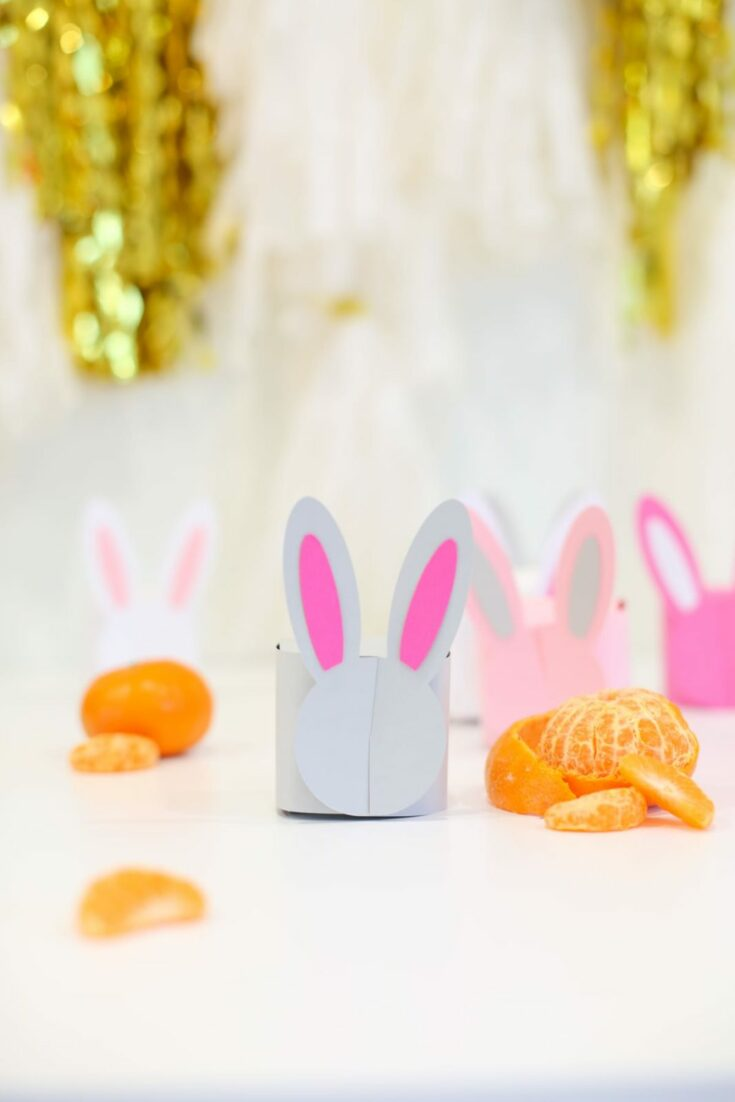Printable Easter Bunny Box