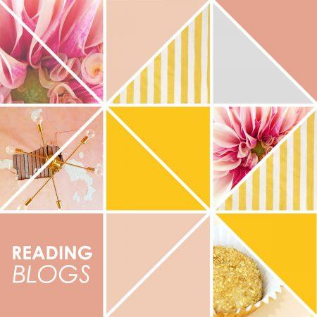 How do you read blogs